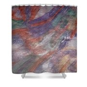 Unclaimed Talent  Shower Curtain