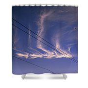 Uncommon Trail Shower Curtain
