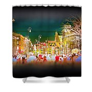Uncommon Warsaw Shower Curtain