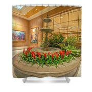 Uncompromising Elegance At The Broadmoor Shower Curtain