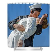 Unconditional Surrender 2 Shower Curtain