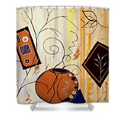 Unconstrained Shower Curtain