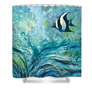 Under The Sea 9 Shower Curtain