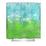 Under The Sea No.13 Shower Curtain
