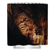Underground Cathedral Shower Curtain