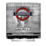 Underground Shower Curtain