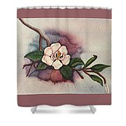 Understated Beauty Shower Curtain