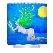 Underwater Fantasy Shower Curtain
