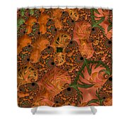 Underwater World - Series #40 Shower Curtain