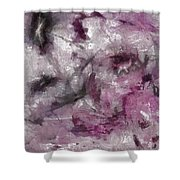 Undictated Feeling  Id 16098-030516-78330 Shower Curtain