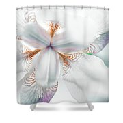 Unearthly Shower Curtain