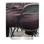 Unfair To Chair Shower Curtain