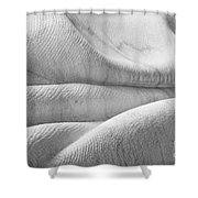 Unfolding And Enfolding - IIi Shower Curtain