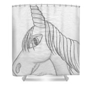 Unicornlove Shower Curtain