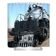 Union Pacific Big Boy I Shower Curtain