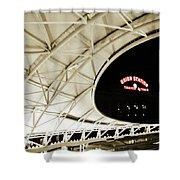 Union Station Denver Shower Curtain