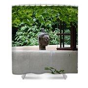 Unique View Fallingwater  Shower Curtain