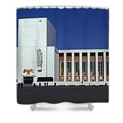 United States Pavilion Lc Shower Curtain
