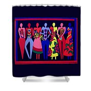 Unity 1 Shower Curtain
