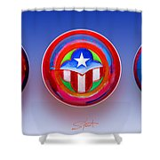 Unity In Diversity Shower Curtain