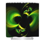 Universal Joy Shower Curtain