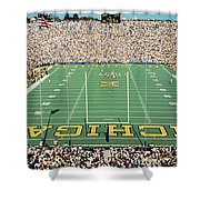 University Of Michigan Stadium, Ann Shower Curtain