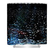 Unknowable Shower Curtain