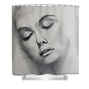 Unknown Model - 3 Shower Curtain