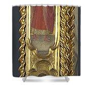 Unknown Saint Saint Cosmas And Saint Francis Shower Curtain