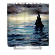 Unlimited Horizons Shower Curtain
