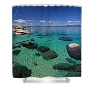 Unmatched Clarity Shower Curtain