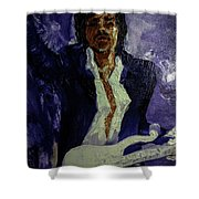 Unnamed Tribute Shower Curtain