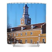 Unt Patio Shower Curtain