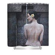 Untamed Beauty Shower Curtain