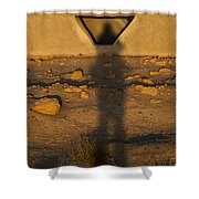 Until That Day Arrives Shower Curtain