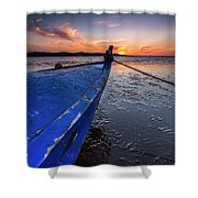 Until To The End Shower Curtain