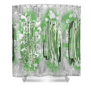 Untitled 01 Shower Curtain
