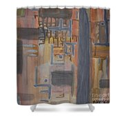 Untitled-0131 Shower Curtain