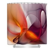 Untitled 04-26-10 Shower Curtain