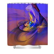 Untitled 042015 Shower Curtain
