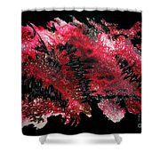 Untitled-126 Shower Curtain