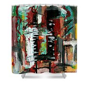 Untitled #13 Shower Curtain