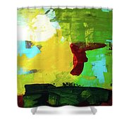 Untitled 20 Shower Curtain