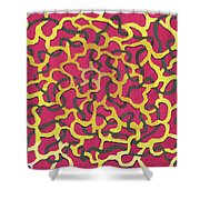 Untitled 2015 Shower Curtain