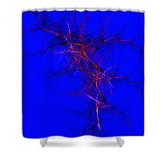 Untitled 4-10-1--c Shower Curtain