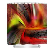 Untitled 5-3-10-a Shower Curtain