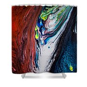 Untitled 52 Shower Curtain