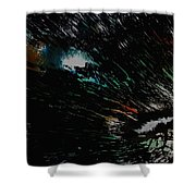 Untitled-56 Shower Curtain