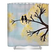 Untitled 8 Shower Curtain
