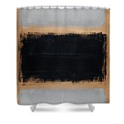 Untitled No. 15 Shower Curtain